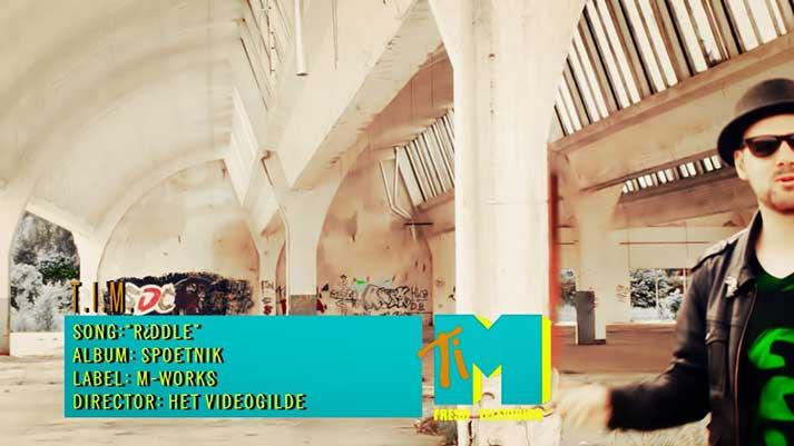 T.I.M - RIDDLE VIDEOCLIP