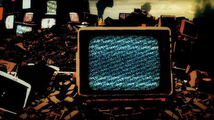 TELEVISIE BEVRIJDINGSFRONT ANIMATIE